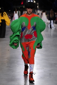 Jannike Sommar Fashion Show MISS