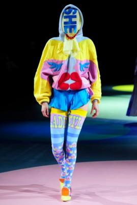 Jannike Sommar Fashion Show SHE